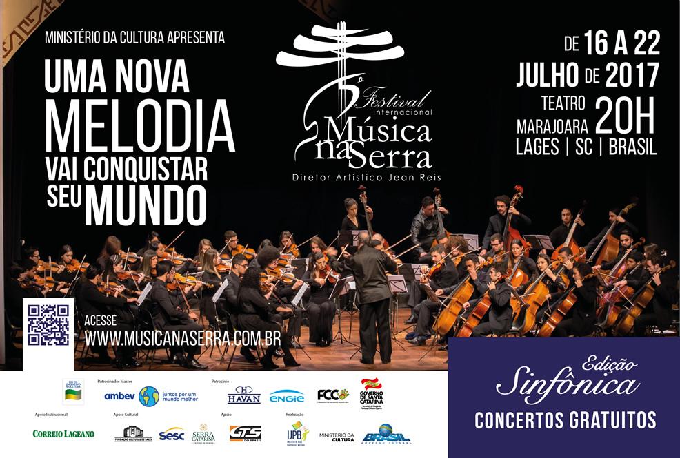 Festival Internacional M�sica na Serra 2017