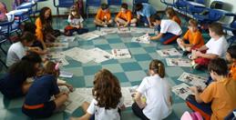 Lendo e Relendo com o Correio Lageano atividades 2011