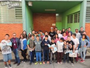 Oficinas Pedagógicas Lendo e Relendo