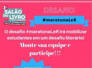 Desafio #maratonaLeR