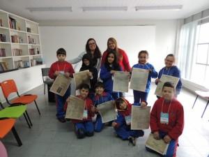 Estudantes conheceram o jornal